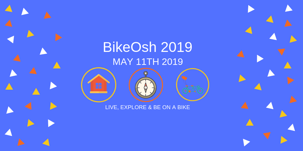 Fourth Annual BikeOsh Event Set for May 11th