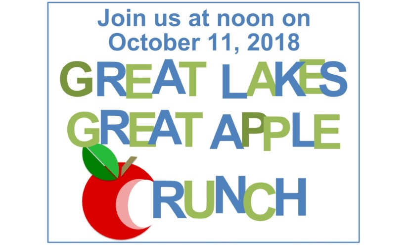 2018 Great Lakes Great Apple Crunch